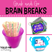 Grab and Go Brain Breaks