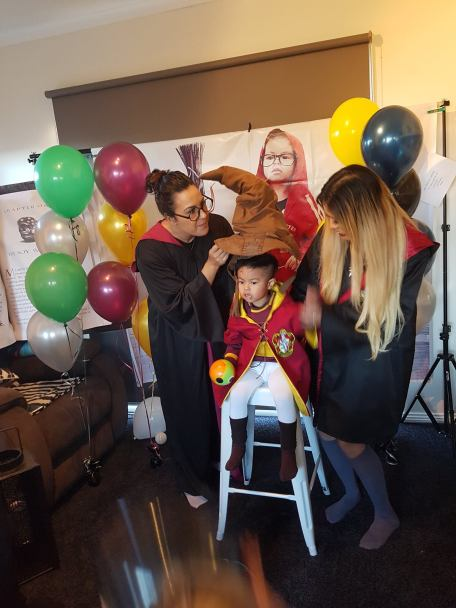 Harry Potter Birthday Party4