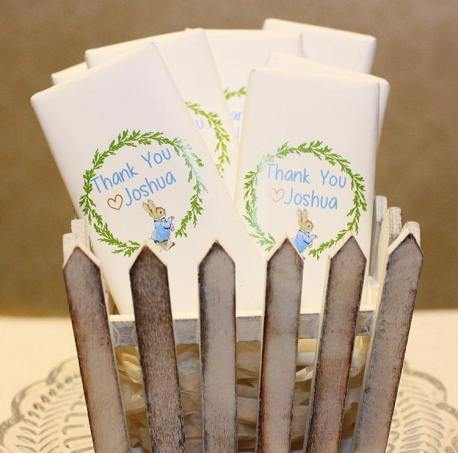 Peter Rabbit themed party Christening3