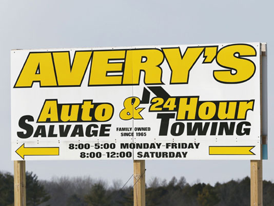 Avery Salvage Yard