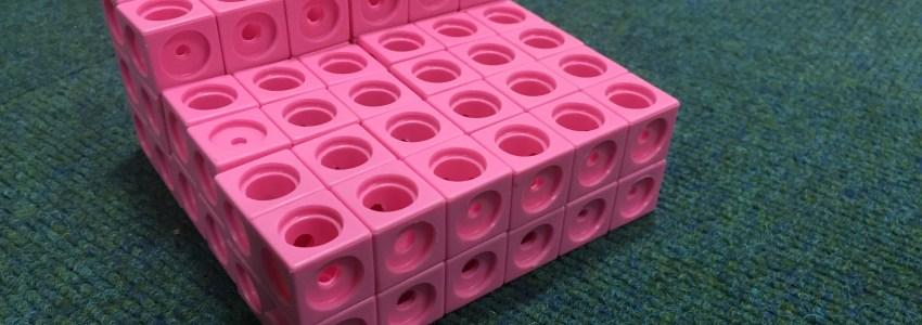 I tried to make a cube