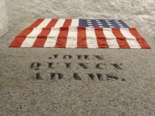 Tomb of President John Quincy Adams