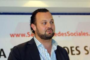 David González Calleja, abogado y experto en redes sociales.