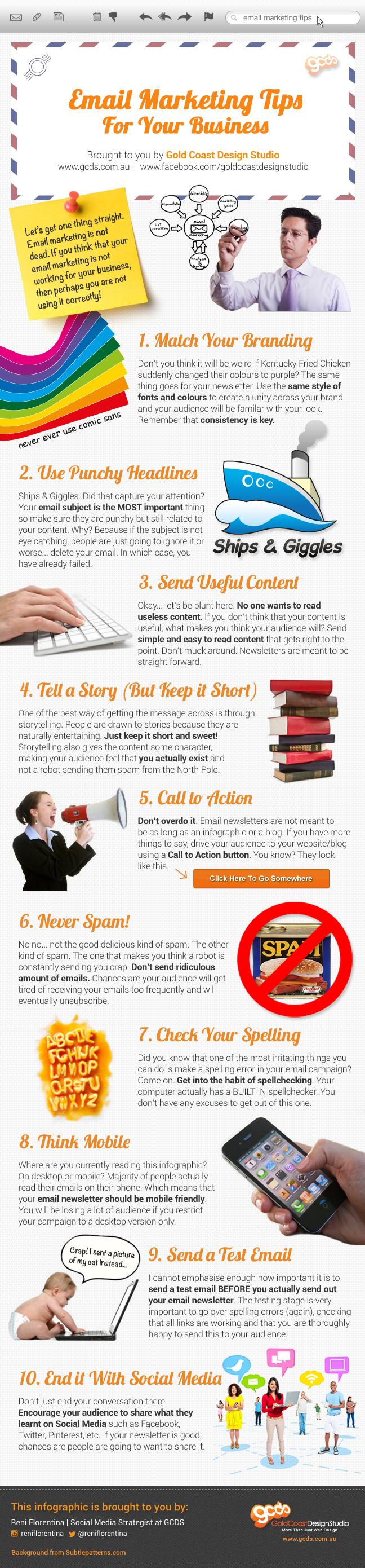 Consejos sobre Email Marketing para tu empresa