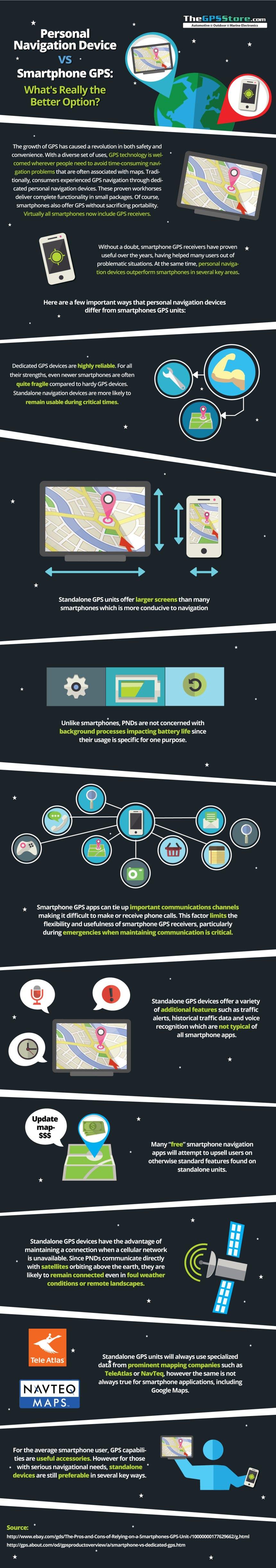Navegadores vs Smartphones