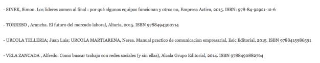Instituto Vasco de Administraciones Públicas - bibliografía sobre RRHH
