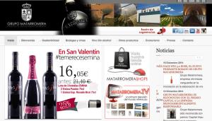 Web de Matarromera