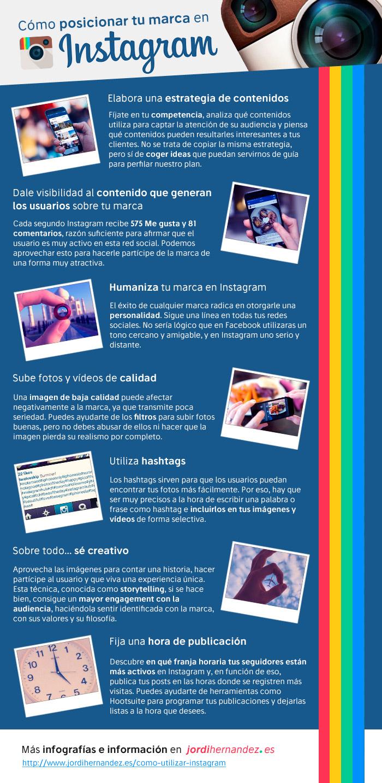 Cómo posicionar tu Marca en Instagram