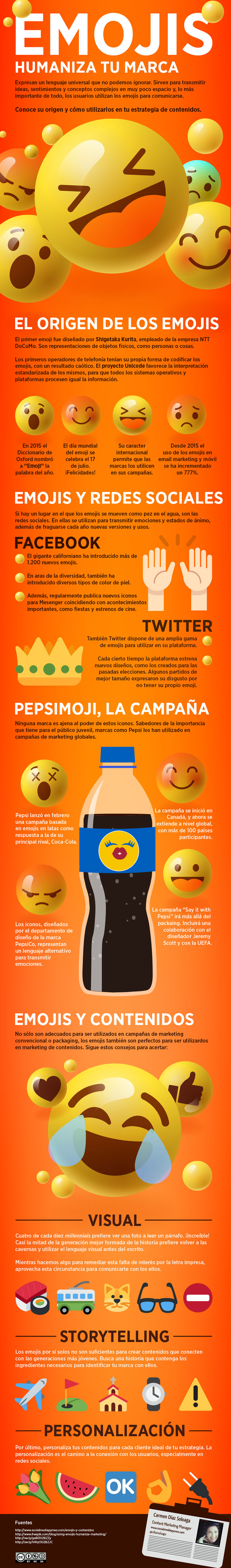 Emojis para humanizar tu Marca