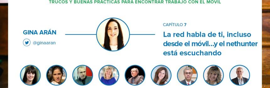 #ApplicateAlTrabajo - Capítulo 3 - Gina Arán