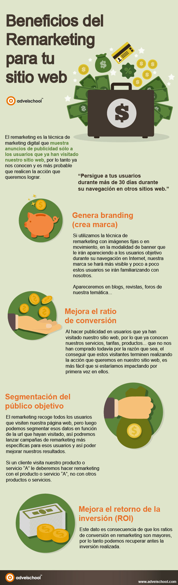 Beneficios del remarketing para tu sitio web