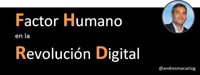 Factor Humano en la Revolución Digital