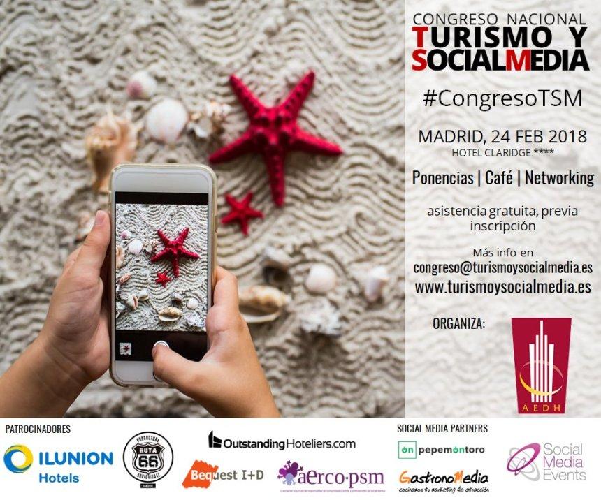 Congreso de Turismo y Social Media