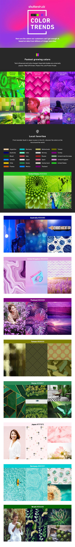 10 tendencias de color para 2019