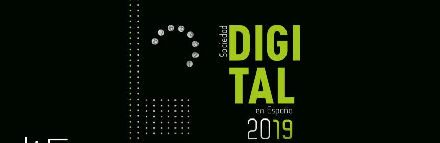 Sociedad Digital en España 2019