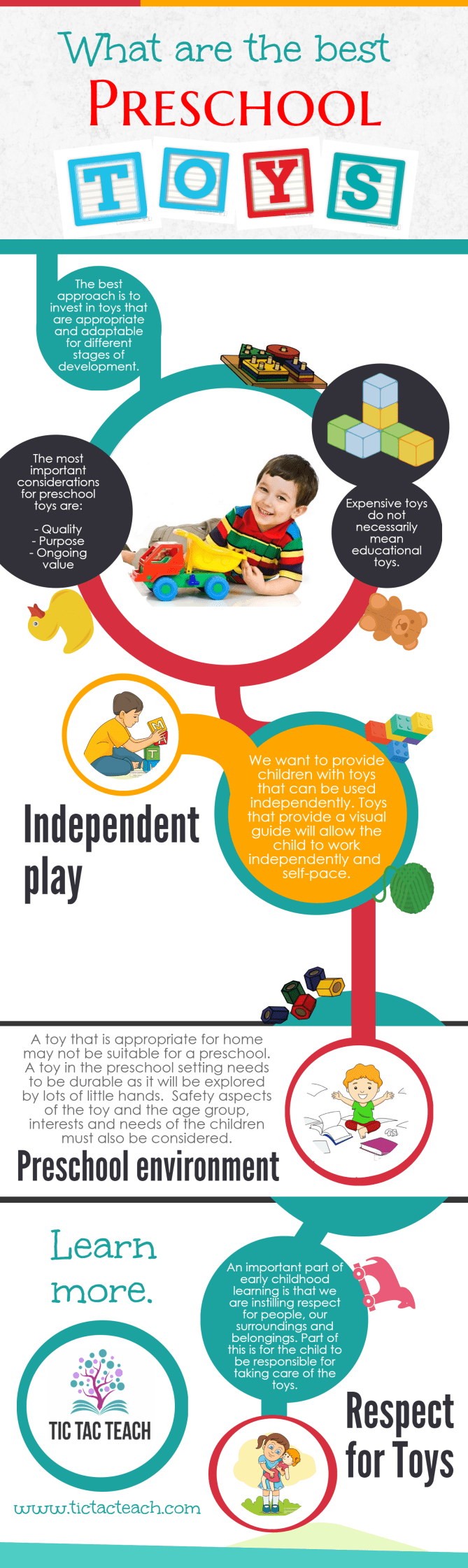 Benefits of Preschool Toys