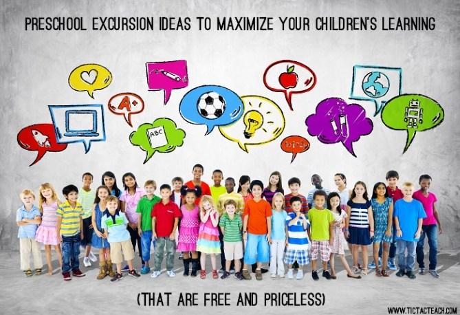 Preschool Excursion Ideas