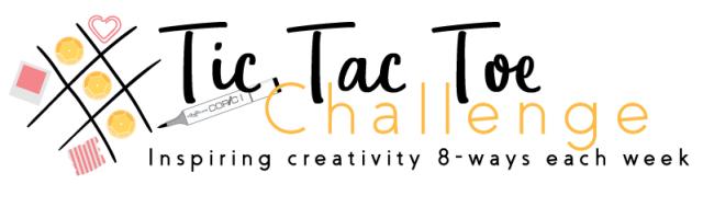 Tic Tac Toe Challenge Logo