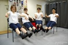 Staff ช่วยสอนการแต่งตัว