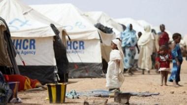 Camps de réfugiés Maliens au Niger
