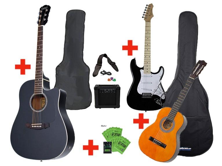 Achat des premiers instruments pour l'atelier musique solidaire TIDAWT à Niamey