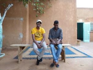 Kildjate et Abdelaziz