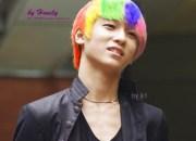 crazy kpop hair styles drama