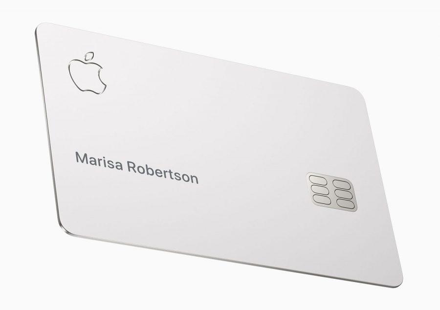 apple card more than