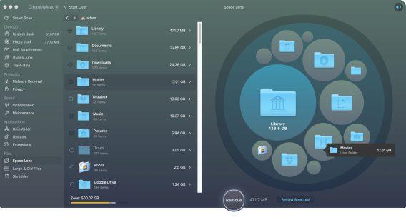 CleanMyMac X 2022 Crack Free Download
