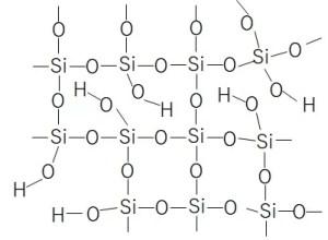 非晶性シリカ