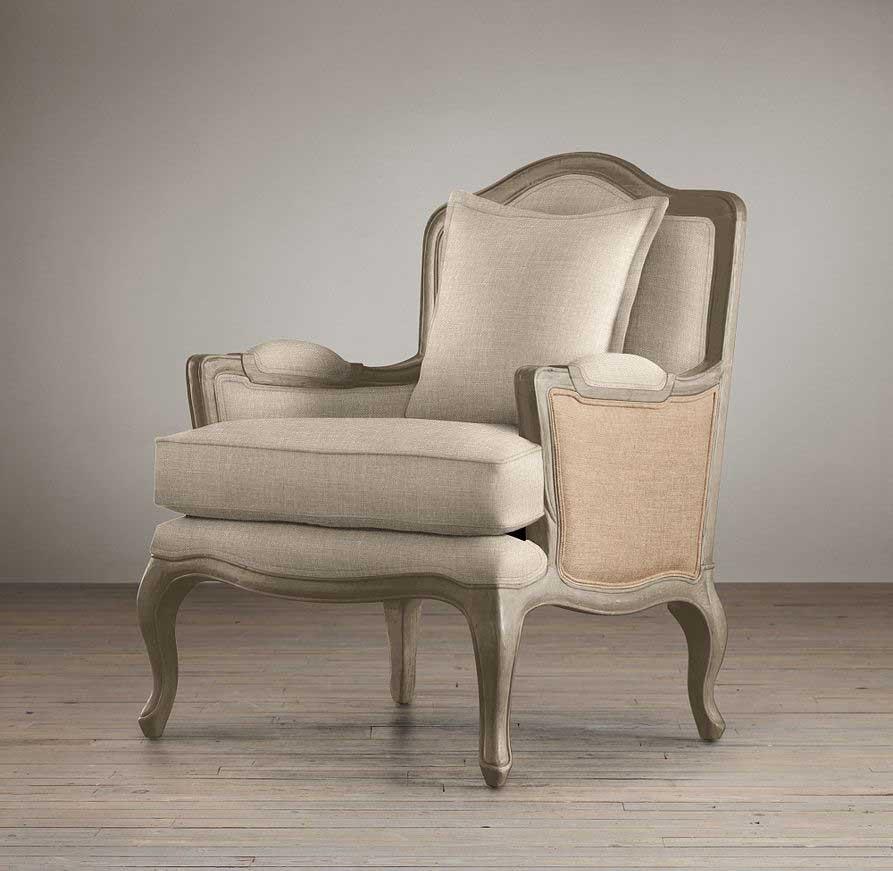 restoration hardware marseilles chair physio ball this seat's taken! | tidbits&twine