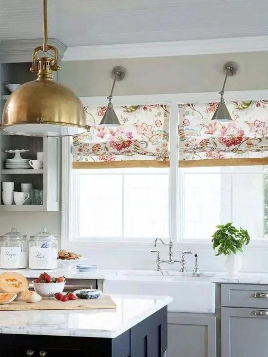 Kitchen Window Sill Decorating Ideas