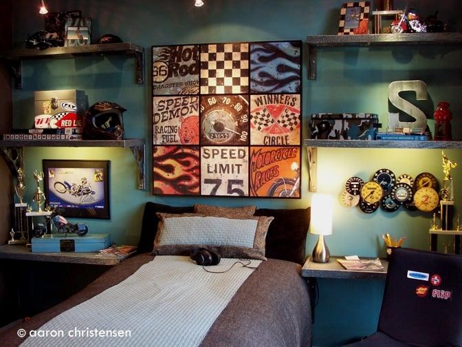 15+ Amazing Tweenteen Boy Bedrooms  Tidbits&twine