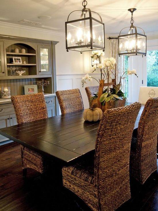 Brown Dining Table Decor Ideas Novocom Top