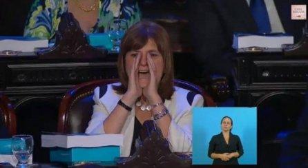 Patricia Bullrich, (Unión PRO, CABA)