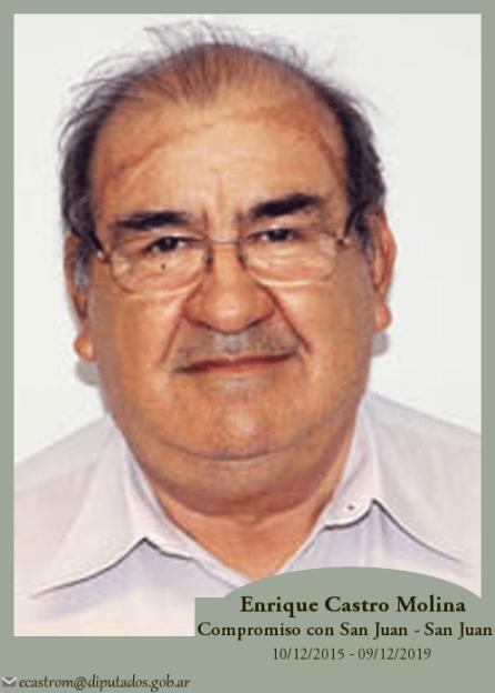 Enrique Castro Molina