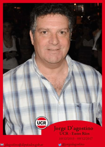 Jorge D'agostino