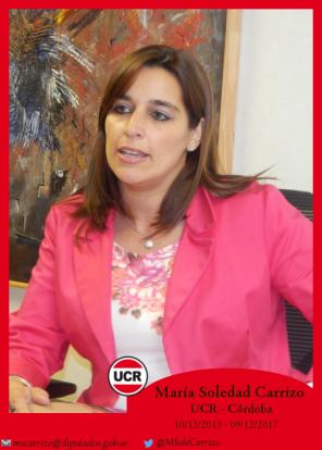 María Soledad Carrizo