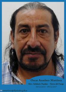 Oscar Anselmo Martínez