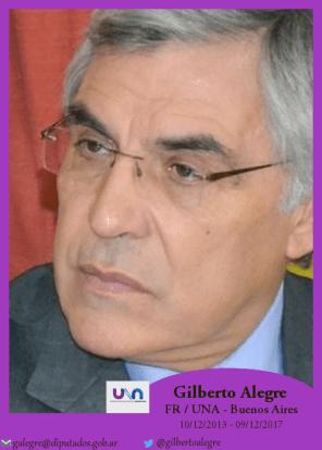 Gilberto Alegre