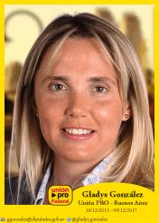 Gladys González