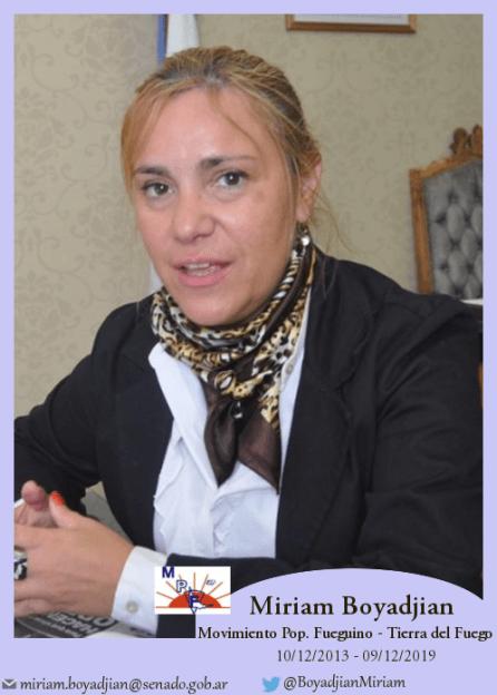 Miriam Boyadjian
