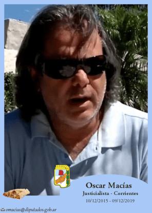 Oscar Macías-2016
