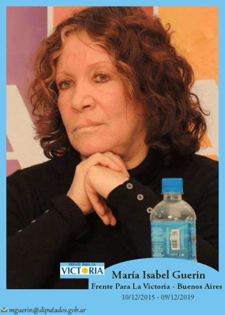 María Isabel Guerin