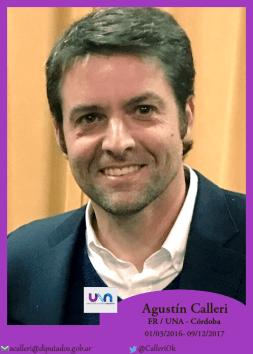 Agustín Calleri