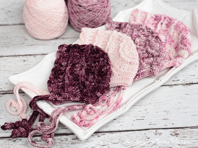 crochet hats photo