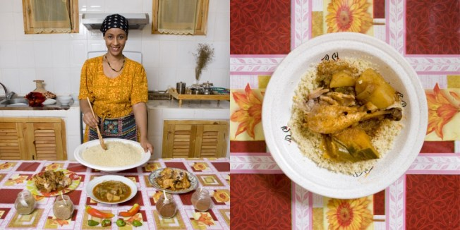 Algerian Chicken with Cous Cous, Delicatessen With Love | tide & bloom