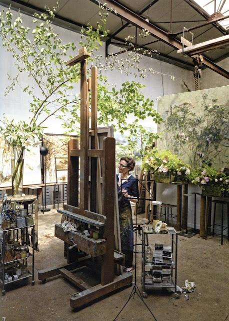enviable studio spaces | tide & bloom