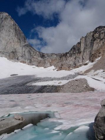 Bugaboos 10 Crescent Glacier