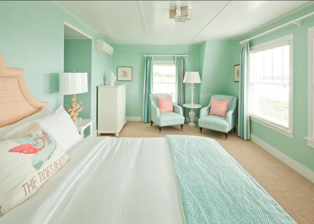 Ocean Front King hotel room